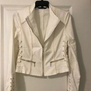Never Worn White Jacket!